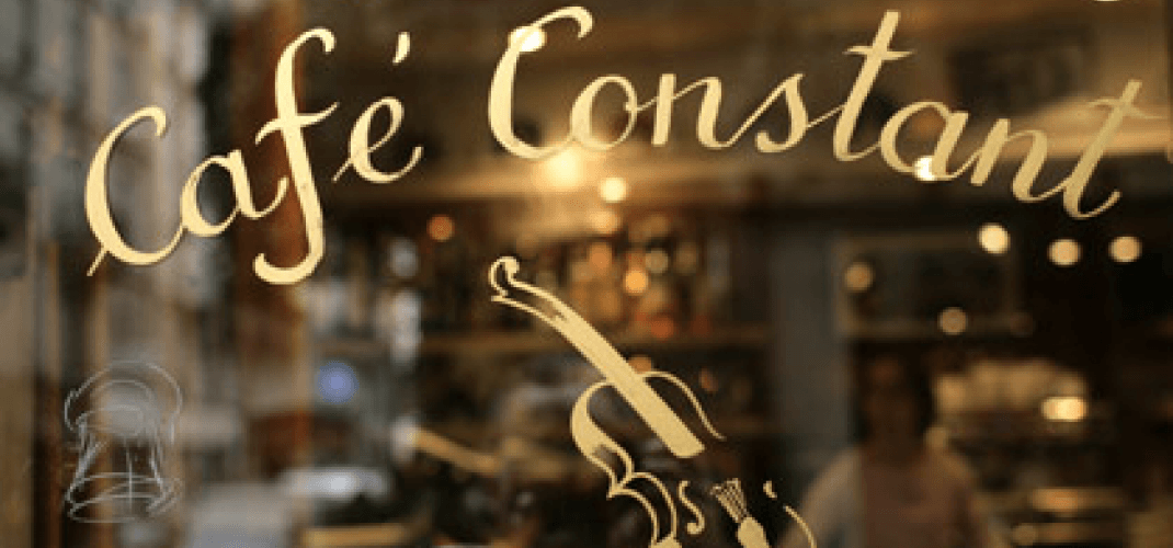 CAFE CONSTANT