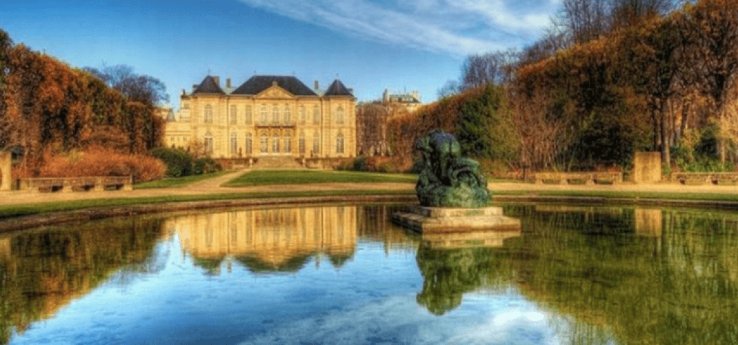 November 12: Reopening of the Musée Rodin