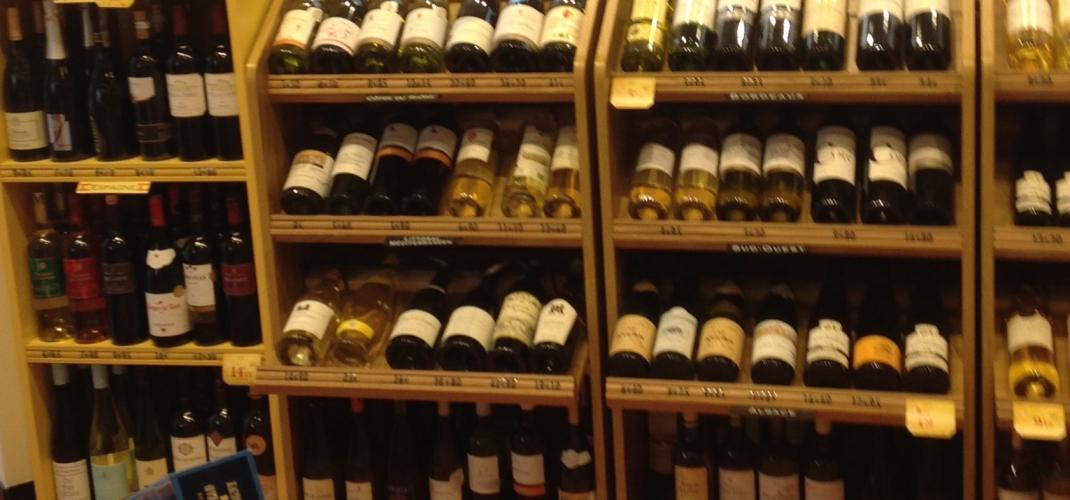 Our Wine cellar: NICOLAS