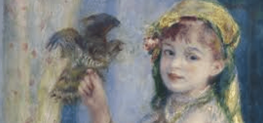 ART AND THE CHILD: MARMOTTAN MONET MUSEUM