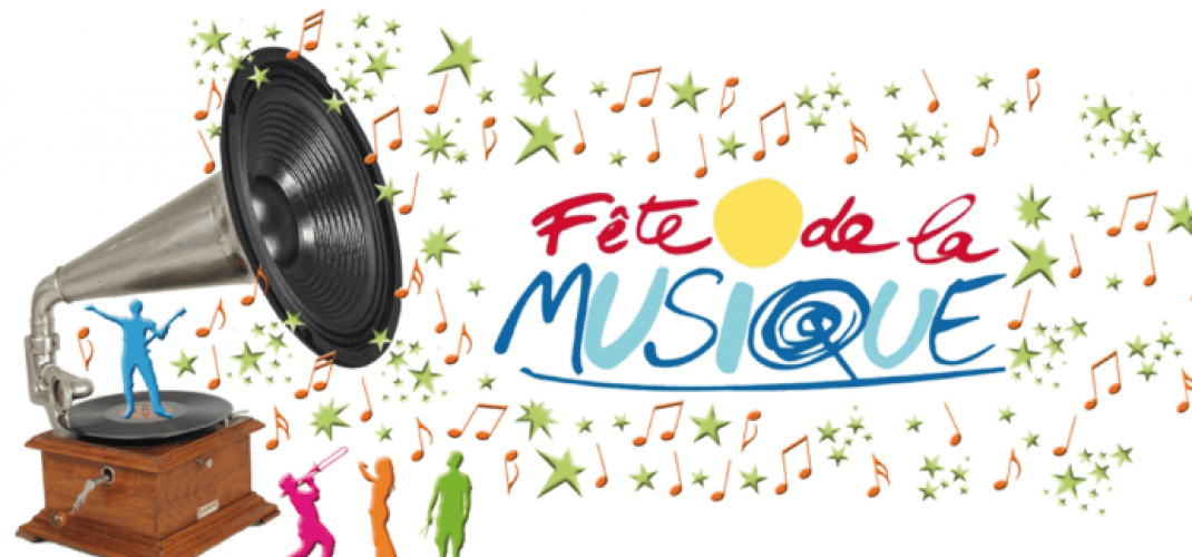 Tuesday, June 21st: LET'S CELEBRATE MUSIC DAY!
