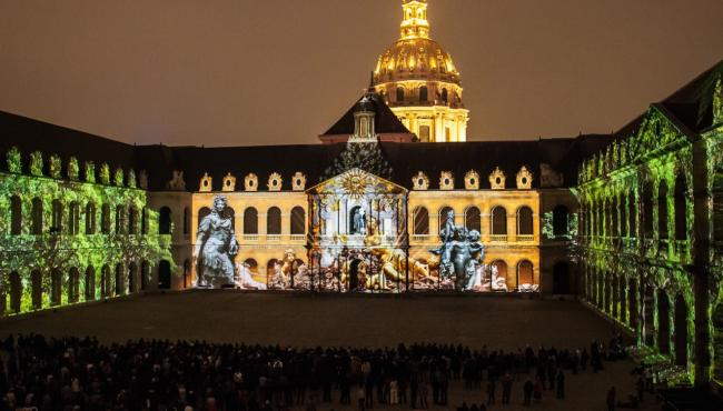 THE NIGHT AT THE INVALIDES 2016