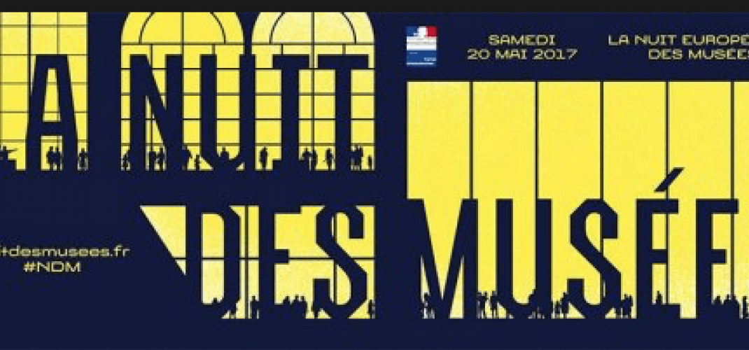 THE NIGHT OF MUSEUMS 2017 AT PARIS