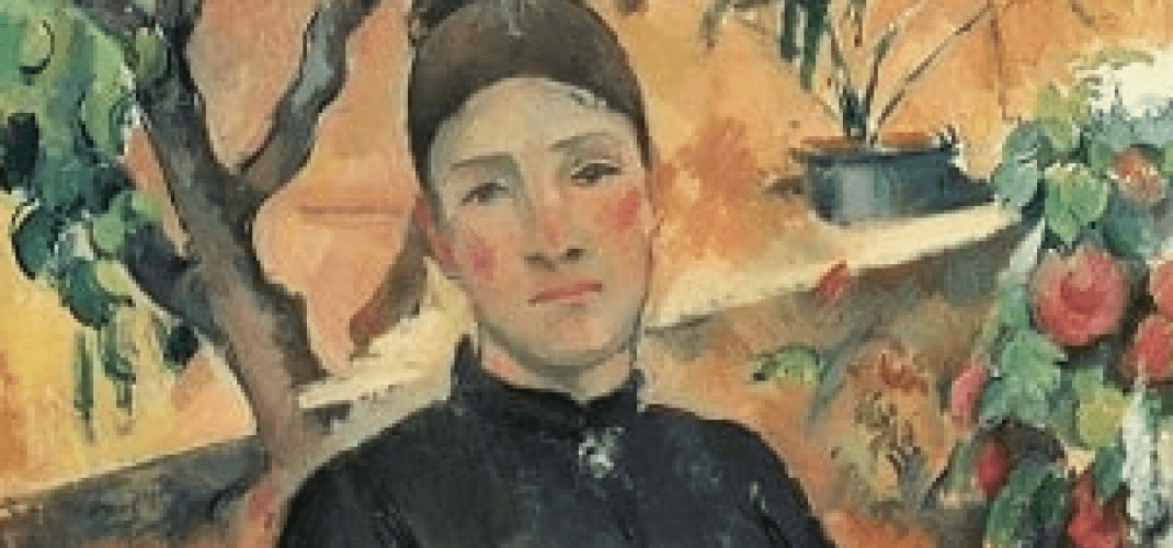 THE PORTRAITS OF CEZANNE AT THE ORSAY MUSEUM