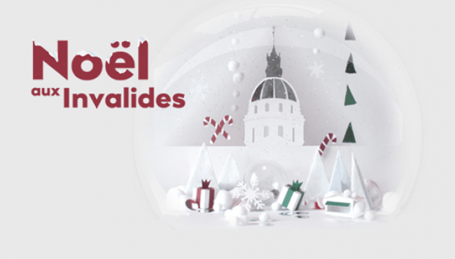 CHRISTMAS AT THE INVALIDES
