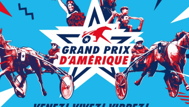 THE GRAND PRIX OF AMERICA - HIPPODROME DE PARIS