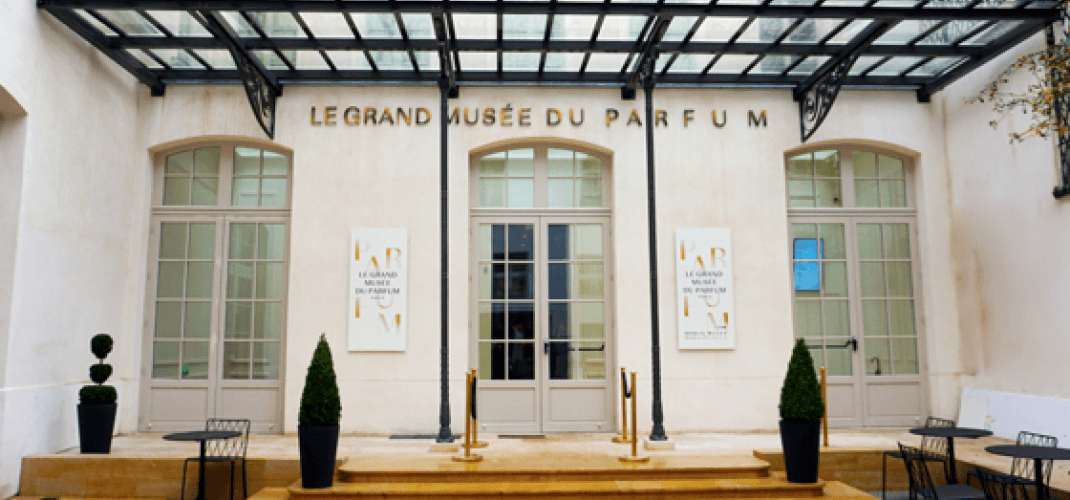 Night at the Perfume and Chocolate , at the Grand Perfume Museum