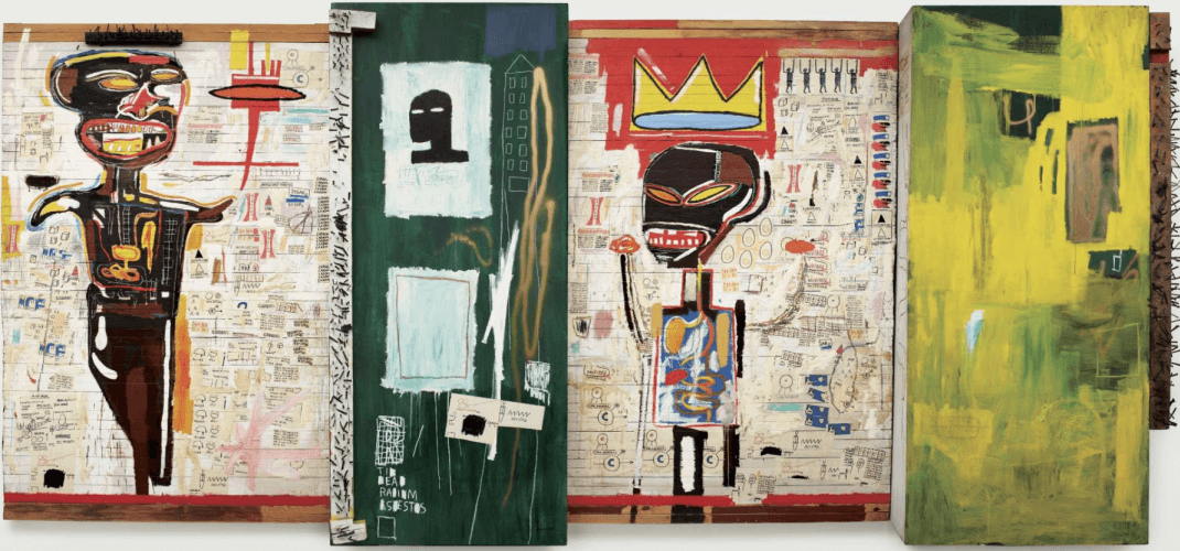 Basquiat, the event exhibition at the Louis Vuitton Foundation in 2018