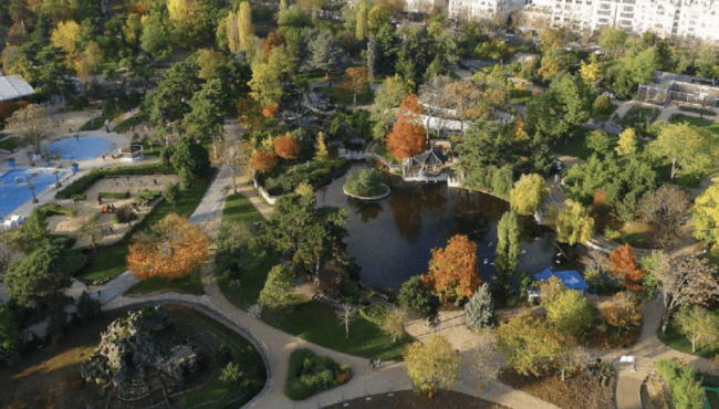 THE NEW GARDEN OF ACCLIMATION AND ITS 40 ATTRACTIONS OPENS ITS DOORS