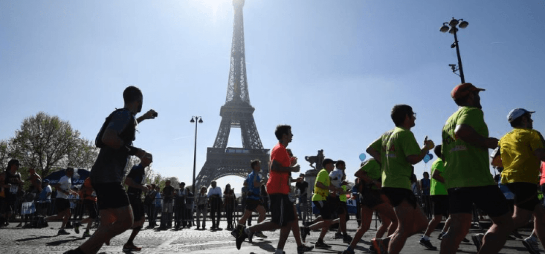 MARATHON OF PARIS 2019
