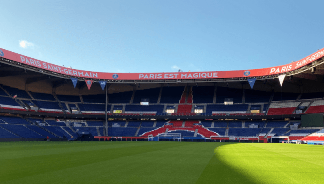 PSG Experience: privileged visit and experiences at Parc des Princes