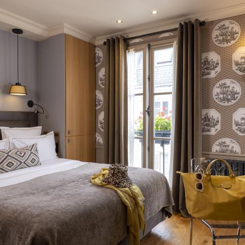 Hôtel de Londres Eiffel  - room