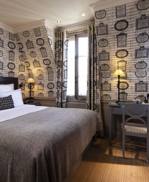 Hôtel de Londres Eiffel  - rooms